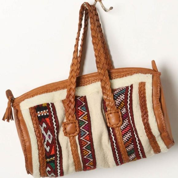 Anthropologie Lamkansa Bag - by En Shalla 9926aa3031745